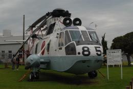 banshee02さんが、館山航空基地で撮影した海上自衛隊 HSS-2B Sea Kingの航空フォト(飛行機 写真・画像)