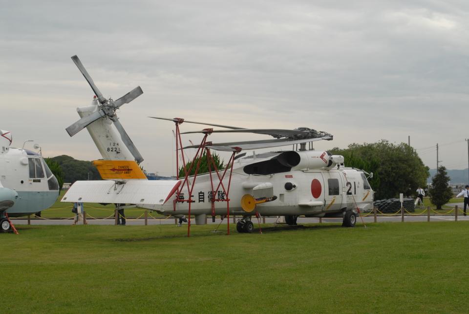 banshee02さんの海上自衛隊 Mitsubishi SH-60J (8221) 航空フォト