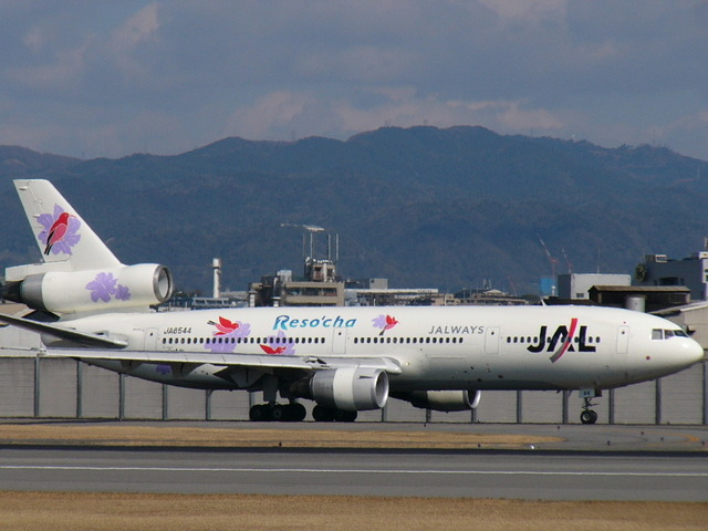 JALウェイズ McDonnell Douglas ...