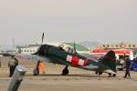 rail_airlineさんが、名古屋飛行場で撮影したゼロエンタープライズ Zero 22/A6M3の航空フォト(写真)