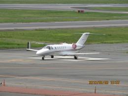 航空フォト:JA021R オートパンサー 525 CitationJet