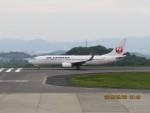 sp3混成軌道さんが、岡山空港で撮影したJALエクスプレス 737-846の航空フォト(写真)
