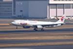 mojioさんが、羽田空港で撮影した中国東方航空 A330-343Xの航空フォト(写真)
