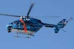 (`・ω・´)さんが、入間飛行場で撮影した埼玉県警察 BK117C-1の航空フォト(写真)