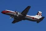 (`・ω・´)さんが、入間飛行場で撮影した航空自衛隊 YS-11A-218FCの航空フォト(写真)