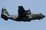 (`・ω・´)さんが、入間飛行場で撮影した航空自衛隊 C-130H Herculesの航空フォト(写真)