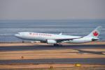 mojioさんが、羽田空港で撮影したエア・カナダ A330-343Xの航空フォト(写真)