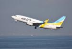 mojioさんが、羽田空港で撮影したAIR DO 737-781の航空フォト(写真)