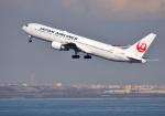 mojioさんが、羽田空港で撮影した日本航空 767-346の航空フォト(飛行機 写真・画像)