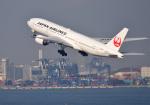 mojioさんが、羽田空港で撮影した日本航空 777-289の航空フォト(飛行機 写真・画像)