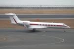 KAKOさんが、中部国際空港で撮影したハネウェル G-V-SP Gulfstream G550の航空フォト(写真)