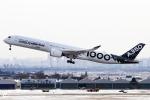 LSGさんが、金浦国際空港で撮影したエアバス A350-1041の航空フォト(写真)