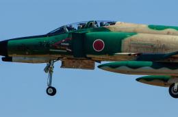YZR_303さんが、名古屋飛行場で撮影した航空自衛隊 RF-4EJ Phantom IIの航空フォト(飛行機 写真・画像)
