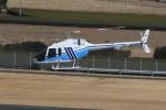 ocean falconさんが、鹿児島空港で撮影した海上保安庁 505 Jet Ranger Xの航空フォト(写真)