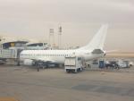 cornicheさんが、キング・ハーリド国際空港で撮影したヨルダン・アビエーション 737-46Jの航空フォト(飛行機 写真・画像)