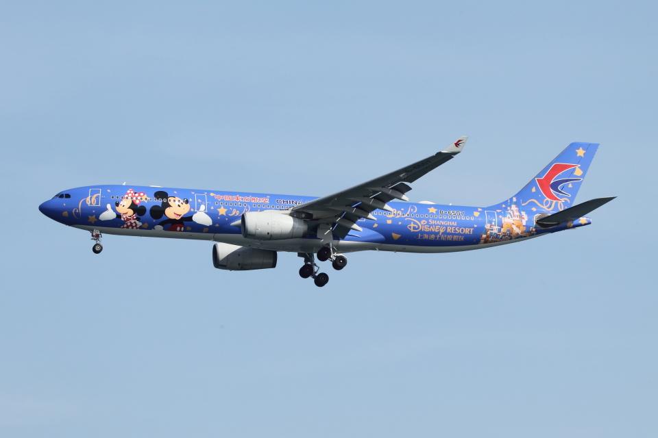SKYLINEさんの中国東方航空 Airbus A330-300 (B-6507) 航空フォト
