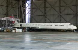 なかよし号さんが、羽田空港で撮影した日本航空 MD-90-30の航空フォト(写真)