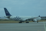SuneKumaさんが、那覇空港で撮影したチャイナエアライン A330-302の航空フォト(写真)