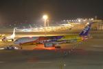じゃりんこさんが、中部国際空港で撮影した全日空 777-281/ERの航空フォト(写真)
