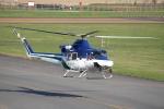 セブンさんが、札幌飛行場で撮影した北海道防災航空隊 412の航空フォト(写真)
