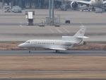 51ANさんが、羽田空港で撮影したRegent Trust Corporation Falcon 900EXの航空フォト(写真)