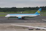 OMAさんが、成田国際空港で撮影したウズベキスタン航空 767-33P/ERの航空フォト(飛行機 写真・画像)