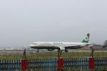 Rsaさんが、台北松山空港で撮影したエバー航空 A321-211の航空フォト(写真)