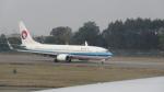 KLIAX24Rさんが、広州白雲国際空港で撮影した河北航空 737-85Cの航空フォト(写真)