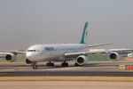 xingyeさんが、北京首都国際空港で撮影したマーハーン航空 A340-642の航空フォト(写真)