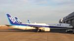 誘喜さんが、羽田空港で撮影した全日空 767-381の航空フォト(写真)