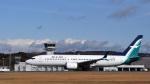 オキシドールさんが、広島空港で撮影したシルクエア 737-8-MAXの航空フォト(写真)