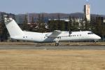 マリオ先輩さんが、横田基地で撮影した不明 DHC-8-315B Dash 8の航空フォト(写真)