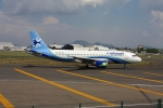 speedbird019さんが、メキシコ・シティ国際空港で撮影したインテルジェット A320-214の航空フォト(写真)