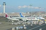 SGR RTさんが、羽田空港で撮影したカタール航空 A350-941XWBの航空フォト(写真)