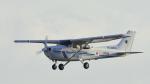 けんじさんが、岡山空港で撮影した海上保安庁 172S Skyhawk SPの航空フォト(写真)