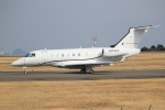 09RJNH27さんが、静岡空港で撮影したEMBRAER EXECUTIVE AIRCRAFT INC EMB-550 Legacy 500の航空フォト(写真)