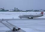 タミーさんが、小松空港で撮影した日本トランスオーシャン航空 737-446の航空フォト(写真)