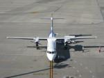 くまのんさんが、中部国際空港で撮影したANAウイングス DHC-8-402Q Dash 8の航空フォト(飛行機 写真・画像)