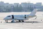xingyeさんが、北京首都国際空港で撮影したTAG Aiation(UK) Ltd CL-600-2B16 Challenger 604の航空フォト(写真)