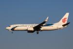 xingyeさんが、北京首都国際空港で撮影した大連航空 737-89Lの航空フォト(写真)