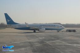YuukiToonoさんが、済南遥墻国際空港で撮影した厦門航空 737-86Nの航空フォト(飛行機 写真・画像)