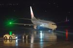 ktaroさんが、新石垣空港で撮影した日本トランスオーシャン航空 737-8Q3の航空フォト(飛行機 写真・画像)