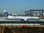 TUILANYAKSUさんが、ロサンゼルス国際空港で撮影したアラスカ航空 737-990/ERの航空フォト(写真)