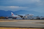 FRTさんが、松山空港で撮影したジェイエア ERJ-190-100(ERJ-190STD)の航空フォト(飛行機 写真・画像)