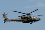 チャーリーマイクさんが、明野駐屯地で撮影した陸上自衛隊 AH-64Dの航空フォト(写真)