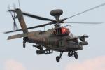 Dickiesさんが、明野駐屯地で撮影した陸上自衛隊 AH-64Dの航空フォト(写真)