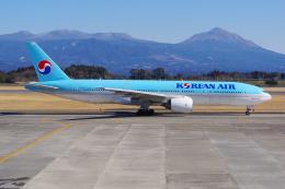 航空フォト:HL7575 大韓航空 777-200