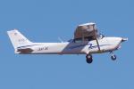 PASSENGERさんが、鹿児島空港で撮影した崇城大学 172S Skyhawk SPの航空フォト(写真)