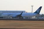 Kuuさんが、鹿児島空港で撮影したニュージーランド航空 767-319/ERの航空フォト(飛行機 写真・画像)