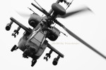かずかずさんが、築城基地で撮影した陸上自衛隊 AH-64Dの航空フォト(写真)